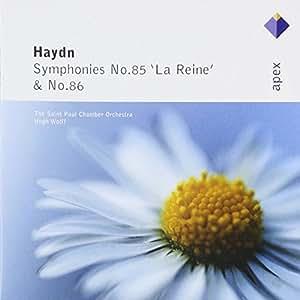 Haydn: Sym Nos 85 & 86