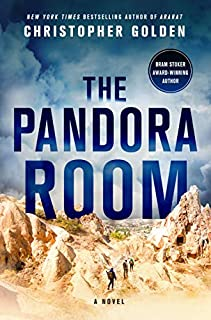 Book Cover: The Pandora Room: A Novel