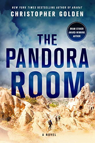 The Pandora Room: A Novel