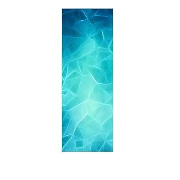 DOXUNGO Yoga Towel, 65 * 180 cm la Toalla para Yoga ...
