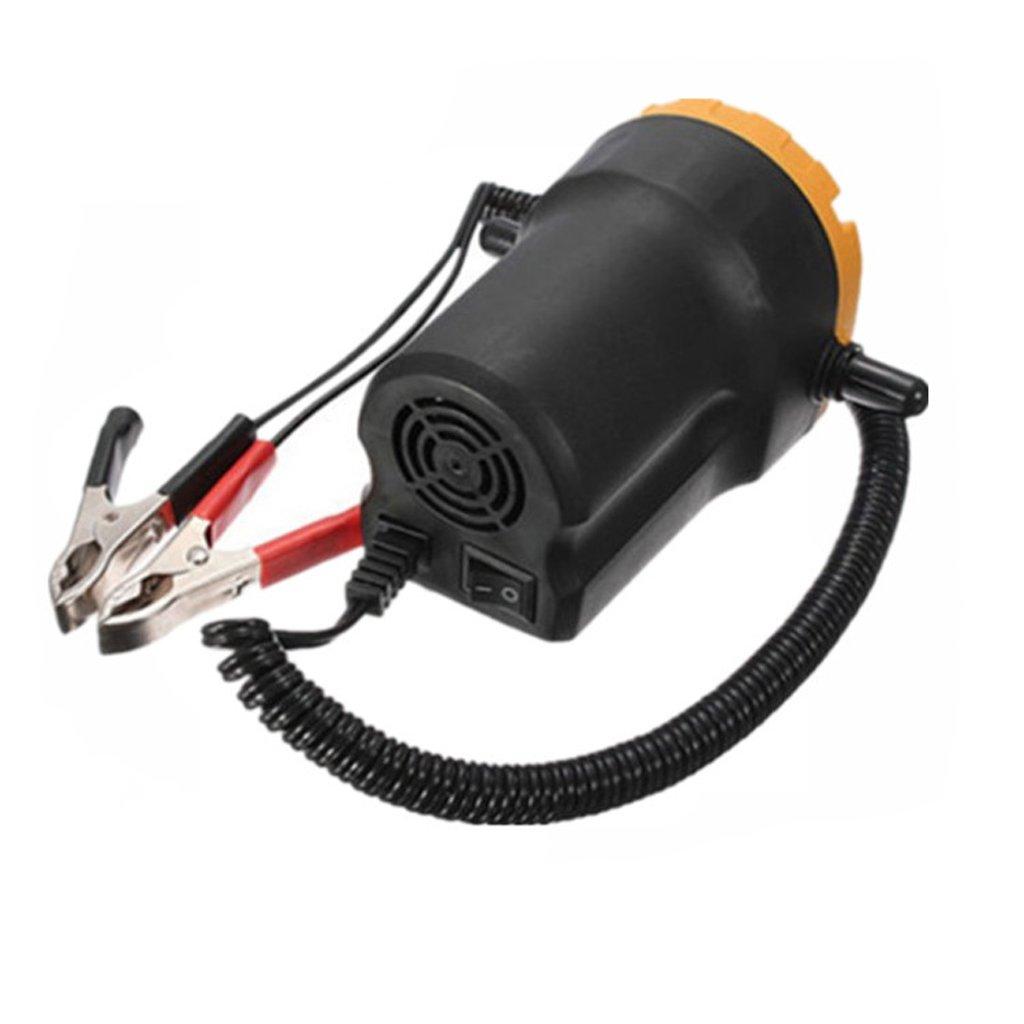 Jili Online New 12V Motor Oil Diesel Extractor Scavenge Suction Transfer Change Pump by Jili Online (Image #3)