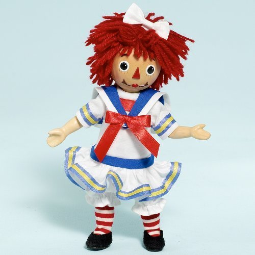 Madame Alexander Ships Ahoy Raggedy 95th Anniversary Doll by Madame Alexander