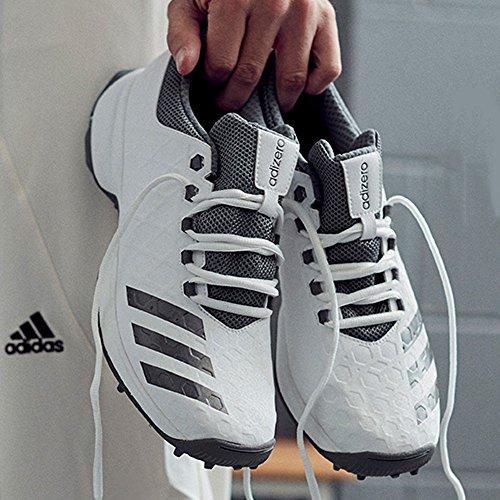 adidas Adizero SL22 Boost Scarpe da Cricket - SS18 bianco