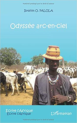 Book Odyssée arc-en-ciel