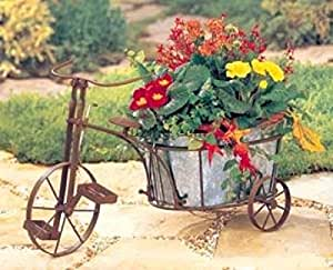 Tricycle Garden Cart Planter