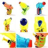 Efbock Plastic Mini Water Gun Assortment 4pcs