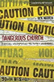 Dangerous Church, John Bishop, 0310318327