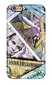 New Case For Iphone 5C Cover Casing(money)