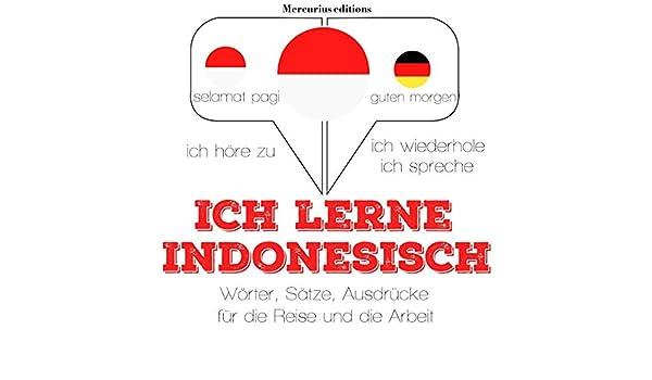Amazoncom Ich Lerne Indonesisch Ich Höre Zu Ich