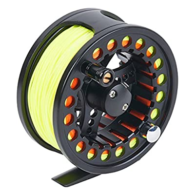 Wild Water Deluxe 5/6 9' Rod Fly Fishing Complete Starter Package