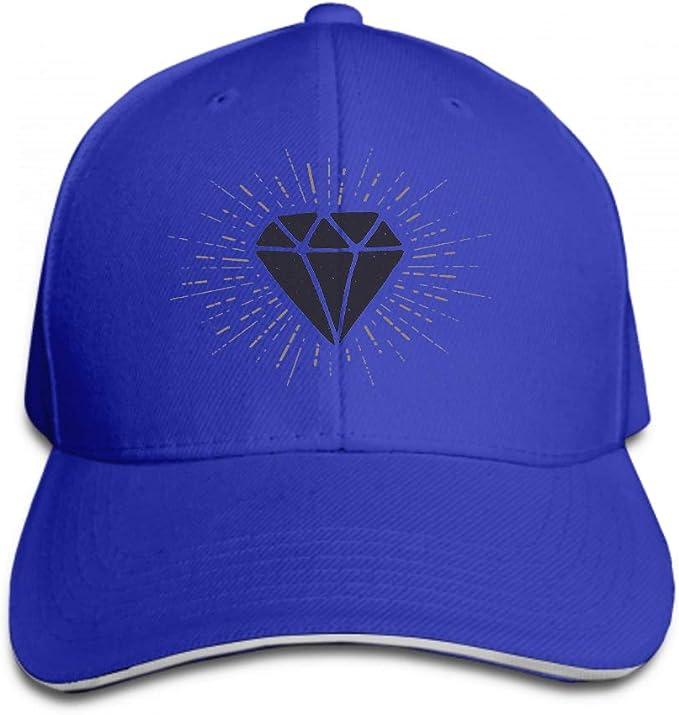 Unisex Baseball Cap Trucker Hat Adult Cowboy Hat Hip Hop Snapback ...