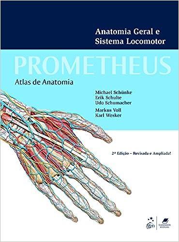 Atlas de Anatomia - Coleção Prometheus. Caixa com 3 Volumes (Em ...