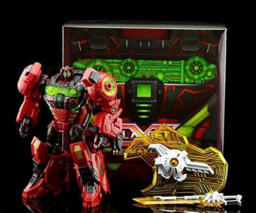 Transformers Planet X PX-06B Hephaestus FOC Dinobots Grimlock Flame Limited Edition