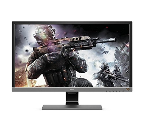 BenQ 28-inch UHD 4K HDR Gaming Monitor with Built-in Speakers
