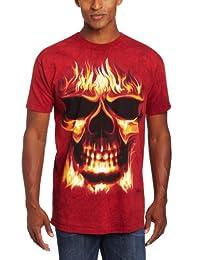 The Mountain Men's Skulfire T-Shirt