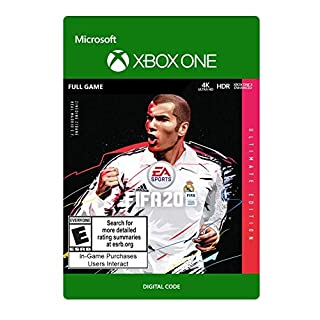 FIFA 20: Ultimate Edition - Xbox One [Digital Code]