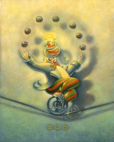 Imagekind Wall Art Print entitled God Jere Smith | 36 x 45