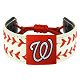 MLB Washington Nationals Classic Two Seamer Bracelet