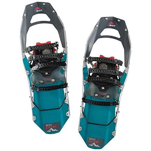(MSR Women's Revo Ascent Snowshoes Dark Cyan - 22)