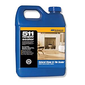 Miracle Sealants 511 QT SG 511 Impregnator Penetrating Sealer, Quart