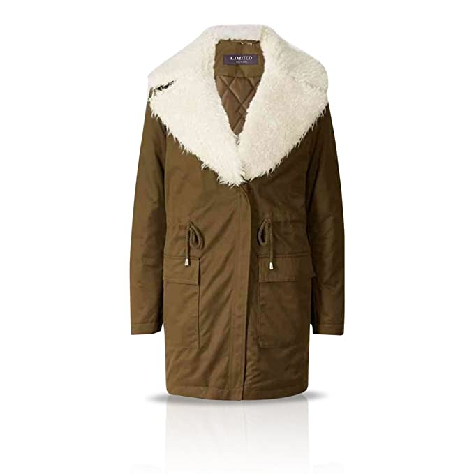The Outlet London - Chaqueta - Parka - Manga Larga - para ...