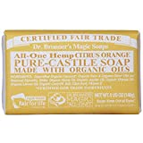 Dr. Bronners Citrus Bar Soap - One Size