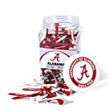 Team Golf Alabama Crimson Tide Official NCAA 2-3/4 inch Golf Tees by 201515
