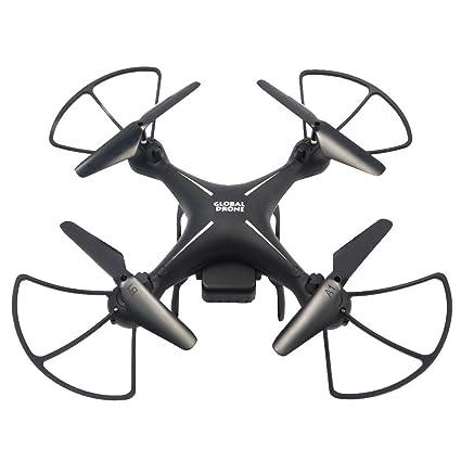 Hfudgj Niños y Drones Principiantes, Mini Drone Quadcopter 1080 HD ...