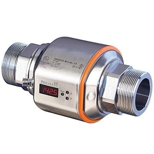 IFM Efector SM8000 Magnetic-Inductive Flow Meter, 0.2 to 100 l/min, -20 to 80 degrees C Measuring Range