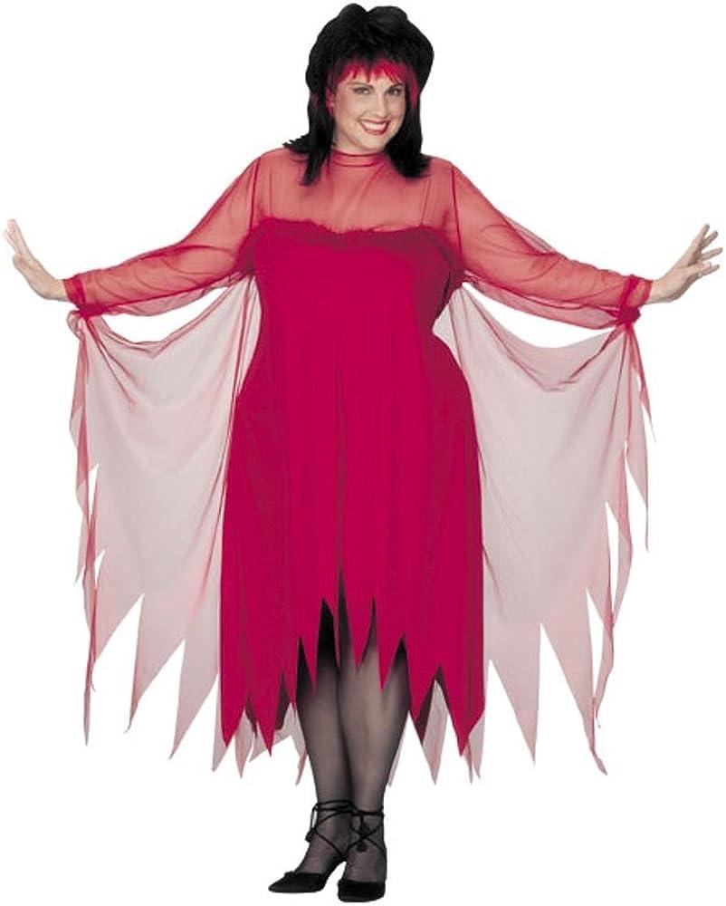Velvet Classic Devil Plus Size Costume