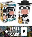 El Kabong (Specialty Series): Funko POP! x Hanna-Barbera Vinyl Figure + 1 FREE American Cartoon Themed Trading Card Bundle (115834)