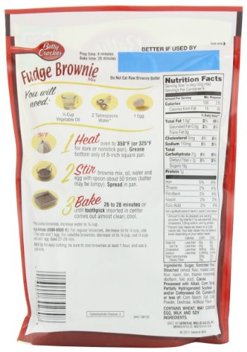 how to make fudge brownies from cake mix