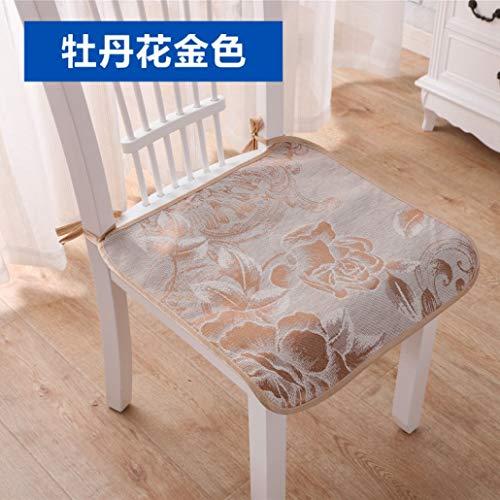 Summer Thin Anti-Skid Chair Cushion Office Breathable Mattress Kitchen