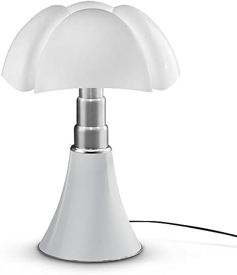 Martinelli Luce Pipistrello Lampada Da Tavolo Colore Bianco Amazon It Illuminazione