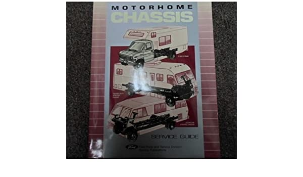 ford motorhome manuals