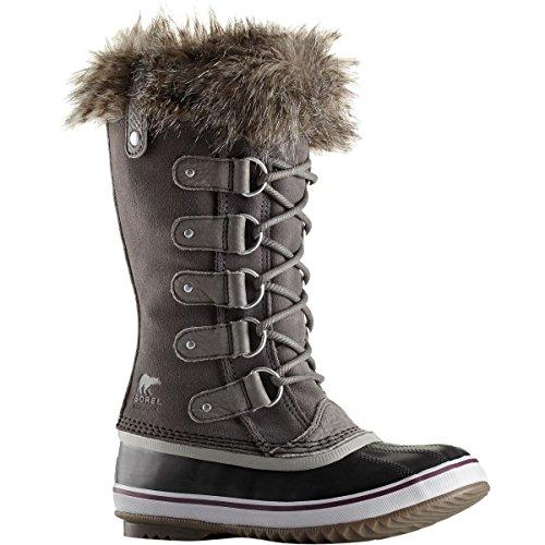 SOREL Women's Joan Of Arctic Boot,Quarry/Black,9 B(M) US