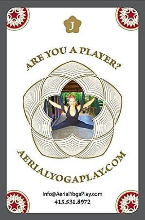 aerial-yoga-playing tarjetas: Amazon.es: Deportes y aire libre