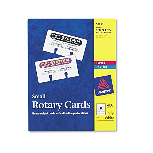 Best Rotary File Cards