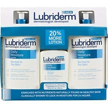 Lubriderm Daily Moisture Lotion 1 Pack