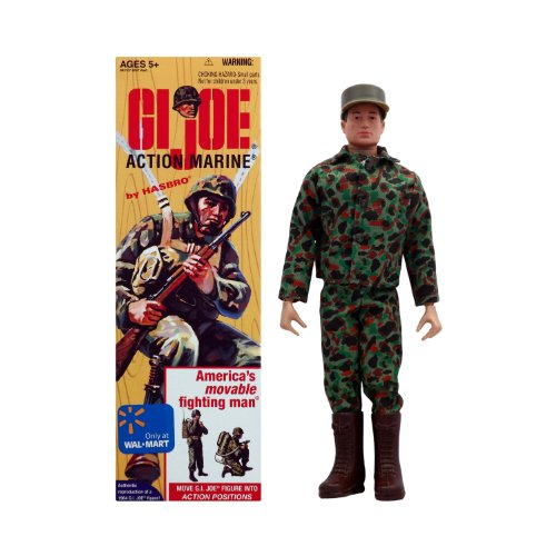 Gi Joe Action Marine - 9