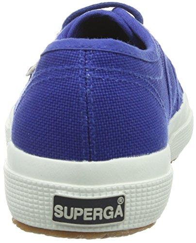 Superga 2750 Cotu Classic S000010, Zapatillas Unisex Adulto Azul (Intense Blue G88)