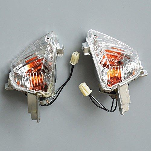 ZXMOTO Clean Rear Turn Signal Indicator Light for Suzuki GSXR 600 750 K8 (2008-2009)/GSXR 1000 K7 (2007-2008)