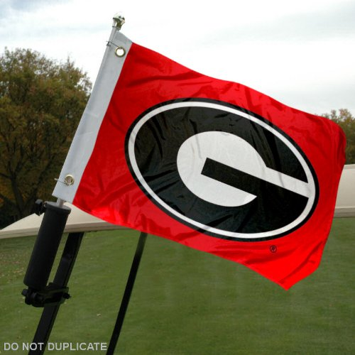 Georgia-Bulldogs-Golf-Cart-and-Boat-Flag