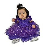 Myra Stardust Organza for Babies