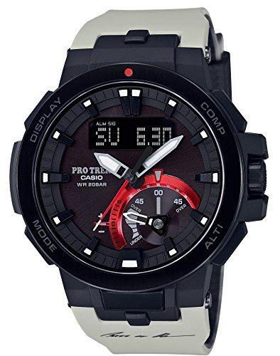 カシオ CASIO 腕時計 プロトレック マルチフィールドライン 電波ソーラー O.S.P T.NAMIKI Limited Model PRW-7000TN-8JR メンズの商品画像