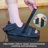 BraceAbility Post-op Shoe for Broken Foot or Toe