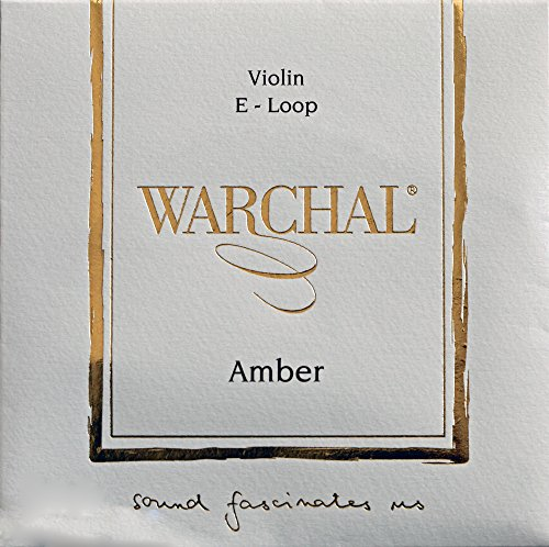 WARCHAL 701L Amber 4/4 Violin e''-1 (loop) medium