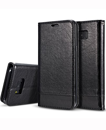 Galaxy-S8-Plus-Case-Galaxy-S8-Plus-Flip-Case-Crosspace-S8-Plus-Wallet-Cases-Ultra-Slim-PU-Leather-Magnetic-Folio-Book-Stand-Cover-with-Card-Slots-for-Samsung-Galaxy-S8-Plus