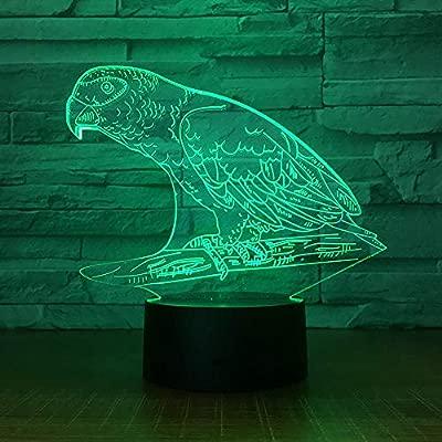 orangeww Luz de noche LED 3D / Cono/Maitreya/Florero/Diosa ...