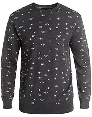 EQYSW03147 Mens Eye For an Eye Sweater
